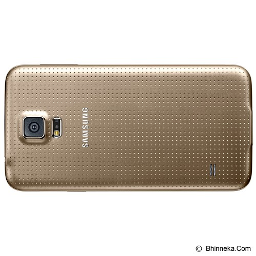 SAMSUNG Galaxy S5 [G900H] - Gold - Smart Phone Android